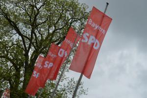 65. Landesparteitag der BayernSPD in Augsburg (Foto: S. Prager)