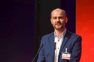 Matthias Dornhuber, neuer stellv. Parteivorsitzende