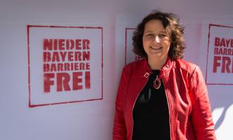 MdL Ruth Müller will Niederbayern barrierefrei machen!