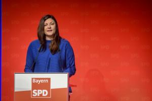 Johanna Uekermann, stellv. Parteivorsitzende