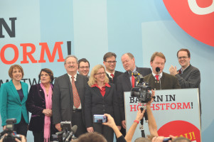 Gruppenbild: Das war der Politische Aschermittwoch der BayernSPD 2013