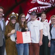Mitglieder des Jungen Bündnis für Geflüchtete, Copyright: Marco Leibetseder/editorial247.com