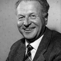 Porträtfoto von Waldemar von Knoeringen -Waldemar von Knoeringen - Bildrechte: AdsD / Friedrich-Ebert-Stiftung