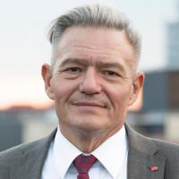 Horst Arnold im Portrait