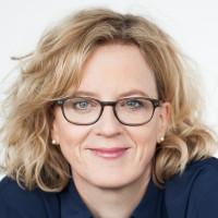 Pressebild von Bayerns Spitzenkandidatin Natascha Kohnen