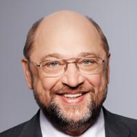 Portraitfoto von Martin Schulz