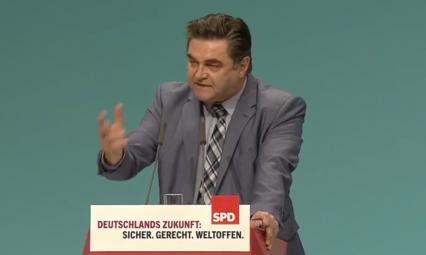 Klaus Herzog Bundesparteitag