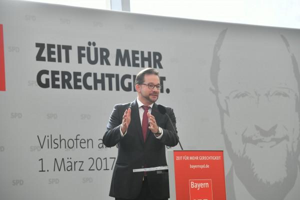 Florian Pronold attackiert