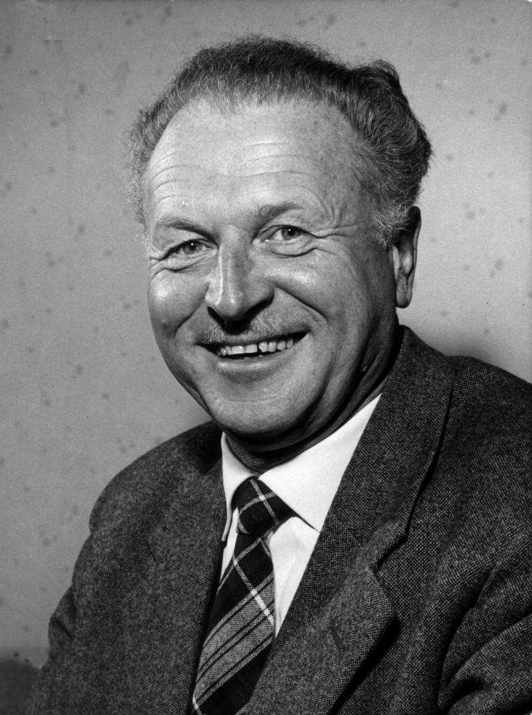 Waldemar von Knoeringen - Bildrechte: AdsD / Friedrich-Ebert-Stiftung