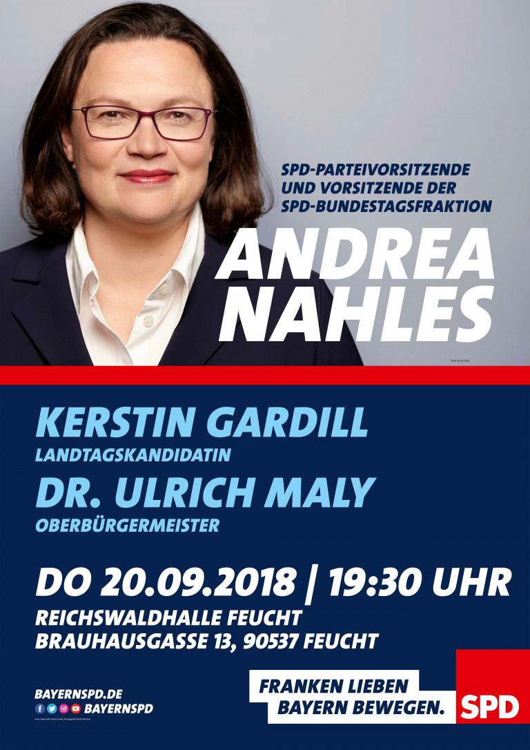 20180920   Nahles - Gardill - Mali