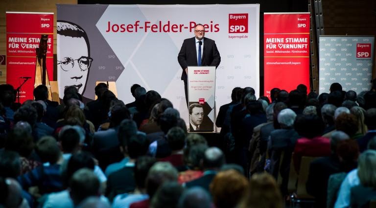 Jürgen Dupper sagt Danke