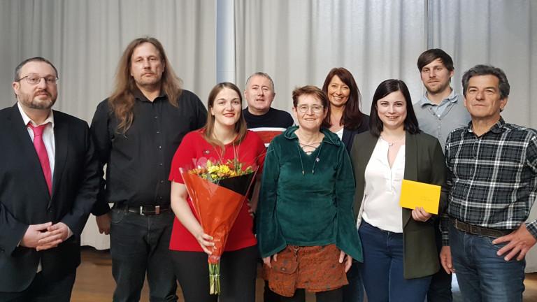AfA-Bayern - Vorstand 2019