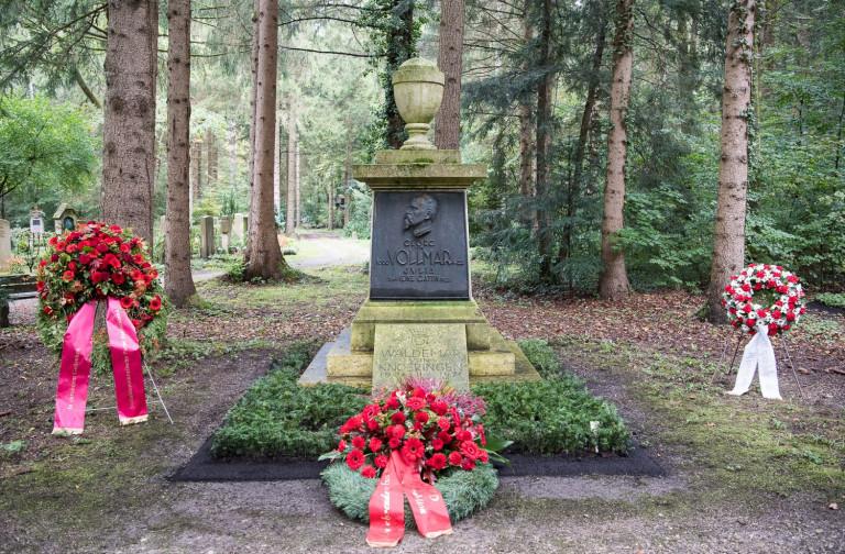Grab Waldemar von Knöringens