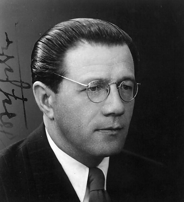 Josef Felder - Bildnachweis: Archiv der Sozialdemokratie in der Friedrich-Ebert-Stiftung